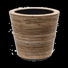 Drypot Rotan Stripe