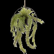 Kunstplant Fern Hanging Bush