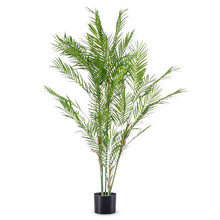Chamaedorea palm  kunstplant  L