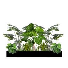 Kunstplanten plantenpakket