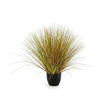 Fountain autumn grass kunstplant