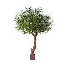 Natural olive tree poly kunstplant