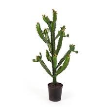 Euphorbia cactus kunstplant