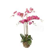 Orchidee paars kunstplant