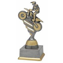 Motorcross trofee 15.5cm t/m 18.5cm