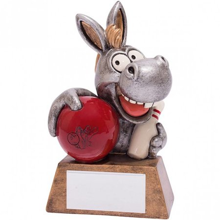 "Bowling Award ""What A Donkey"""