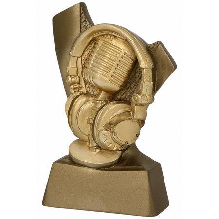 Troofee microfoon met Koptelefoon