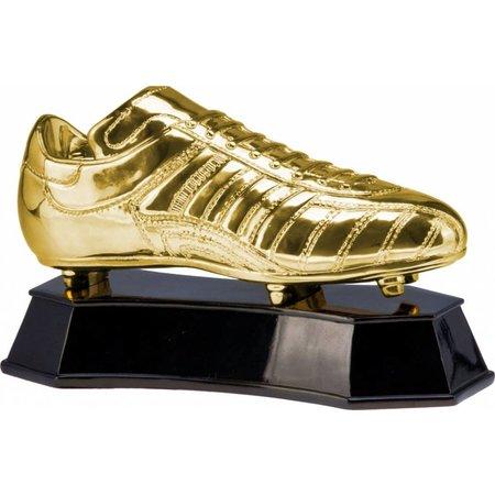 Gouden schoen 26.5x15cm