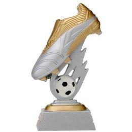 Voetbalschoen  beeldje 12.5cm