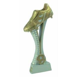 Voetbal trofee 15 t/m 25cm