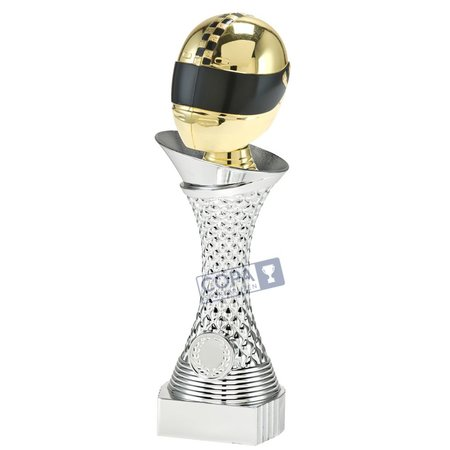 Racehelm trofee