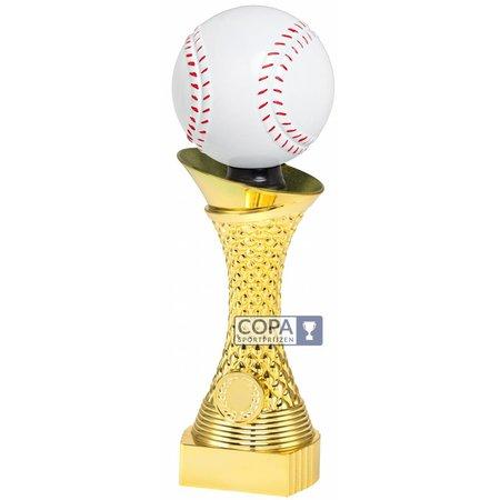 Trofee honkbal  Goud