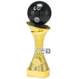 Trofee bowling 23.5cm t/m 27.5cm