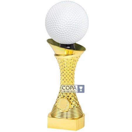 Trofee Golf Goud