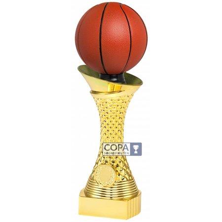 Trofee basketbal Goud