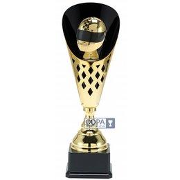 Motorsport beker goud 40 t/m 50.5cm