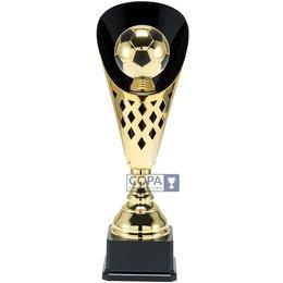 Voetbalbeker goud 40 t/m 50.5cm