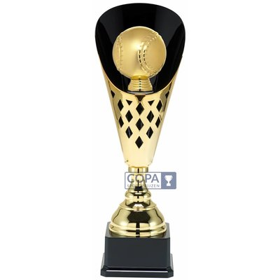 Honkbal beker Goud 40 t/m 50.5cm