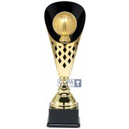 Volleybal beker Goud 40 t/m 50.5cm