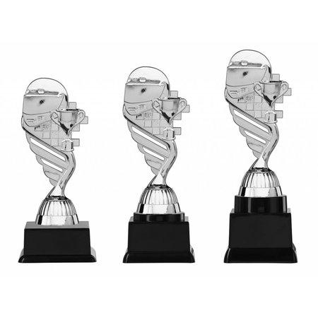 Helm trofee zilver