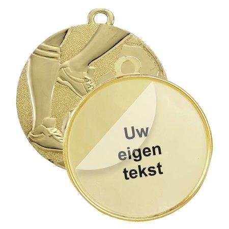 Medaille Goud, Zilver, Brons ø70mm