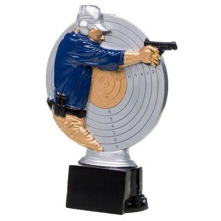 Schutter trofee Pistool