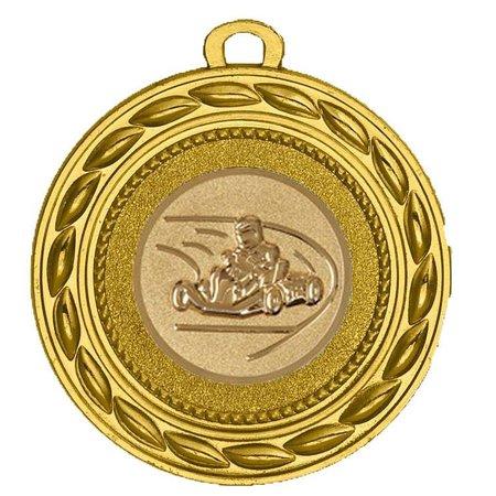 Medailles ø50mm met halslint