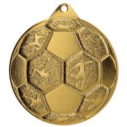 Voetbal medaille 50mm