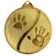 Hondensport medaille 50mm
