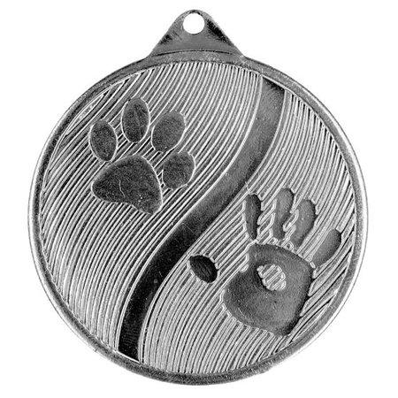 Hondenpoot medaille