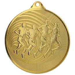 Hardloop medailles  70mm