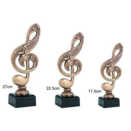 Muzieknoot trofee