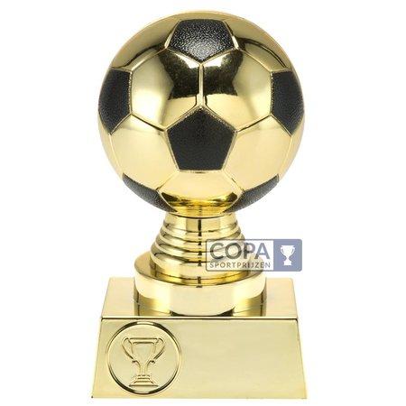 3D voetbal Goud