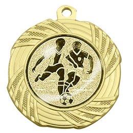 Medaille ø70mm Goud-zilver-brons