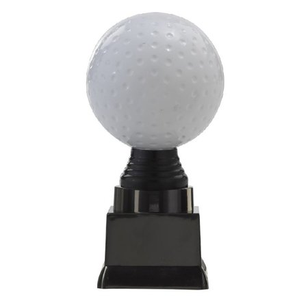 3D hockeybal op blok 13 t/m 15.5cm