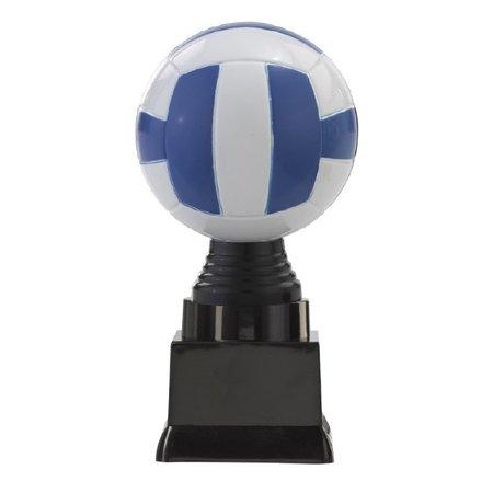 3D volleybal op blok 13 t/m 15.5cm