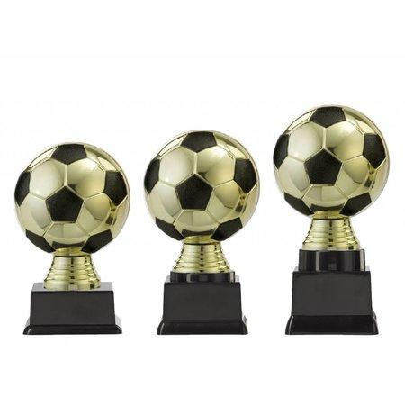3Dvoetbalbal op blok 13 t/m 15.5cm