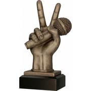 The Voice trofee 20cm