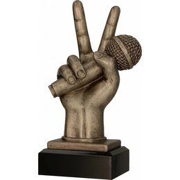 The Voice trofee 20cm