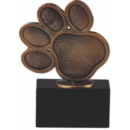 Hondenpoot metaal 14.5 t/m 16.5cm