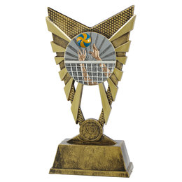 Trofee Volleybal 23cm