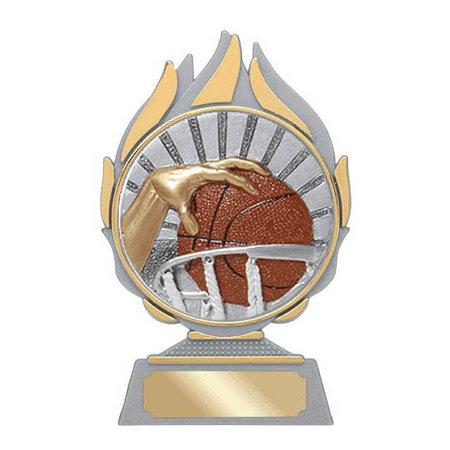 Basketbal trofee