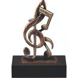 Muziek Award metaal