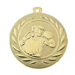 Boks medailles