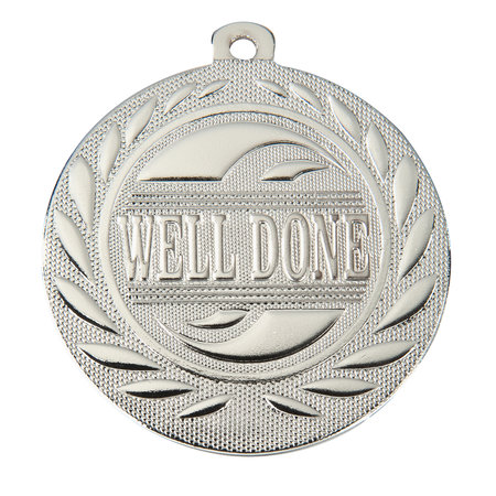 Well Donne medaille