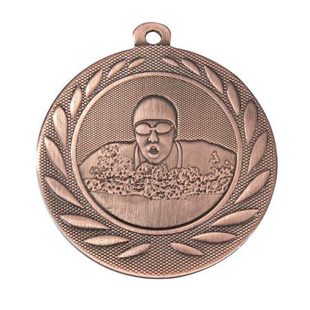 Zwem medailles