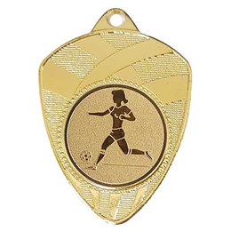 Medaille 48mm Goud-zilver-brons
