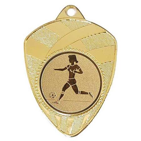 Medaille Goud, Zilver, Brons 48mm