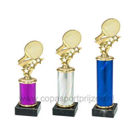 Tafeltennis trofee