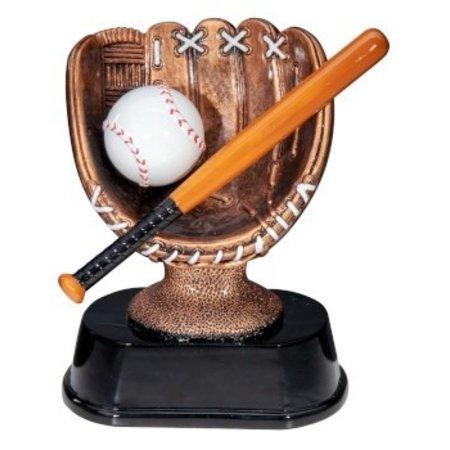 Honkbal award 16cm